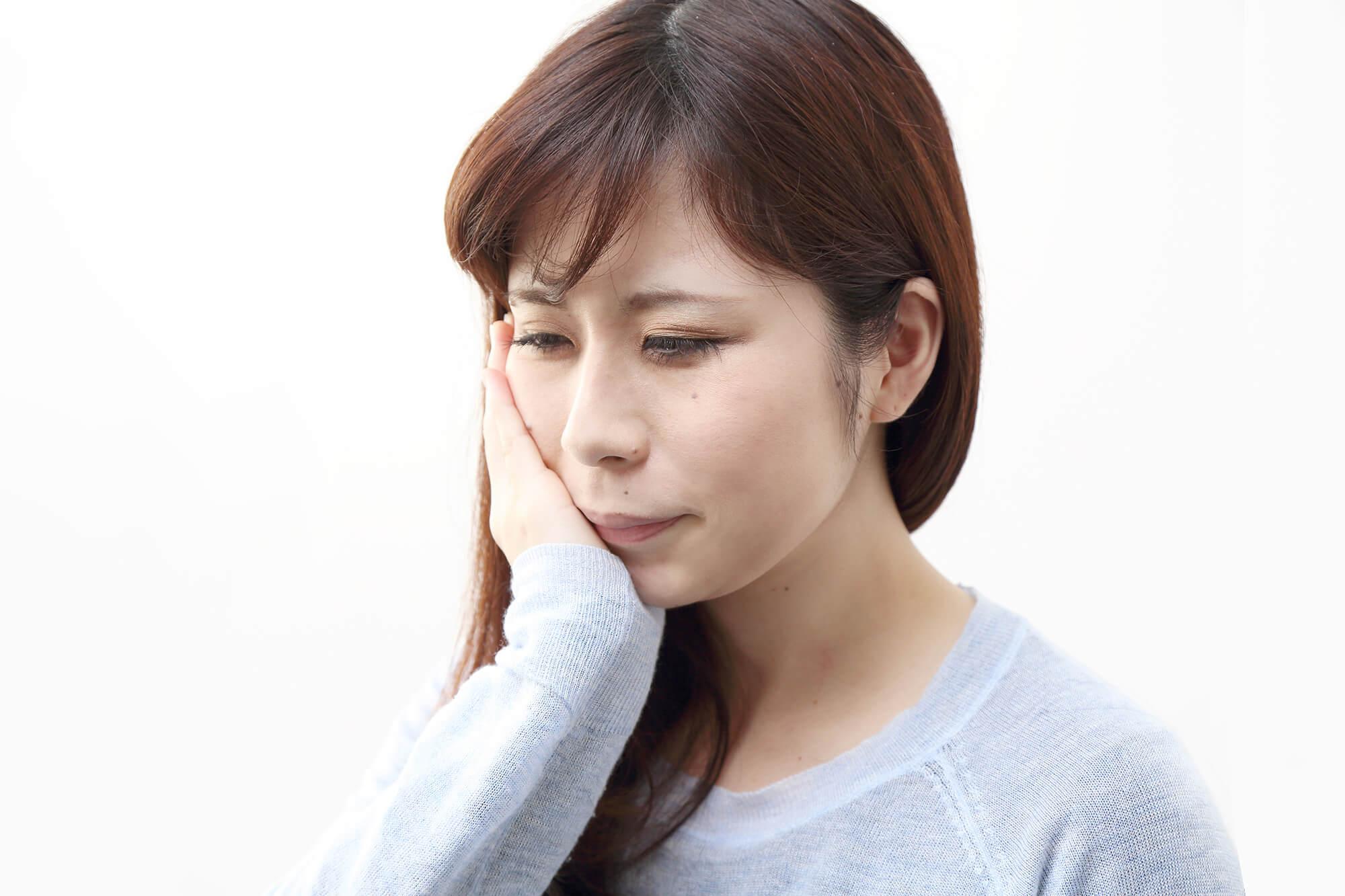 歯周病は「歯の周りの病気」です。